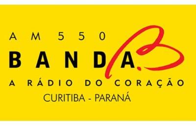 banda b logo